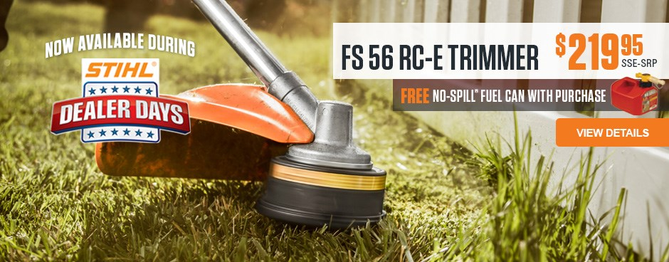 FS 56 RC-E TRIMMER